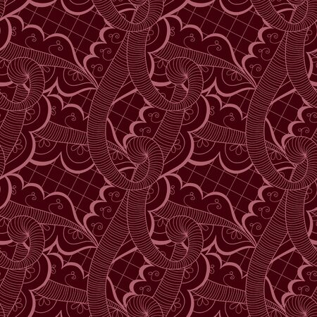 Seamless abstract hand-drawn texture can be used for wallpaper, pattern fills, web page background, surface textures. Detailed seamless background