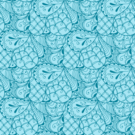 clots: Seamless abstract hand-drawn texture can be used for wallpaper, pattern fills, web page background, surface textures. Detailed seamless background