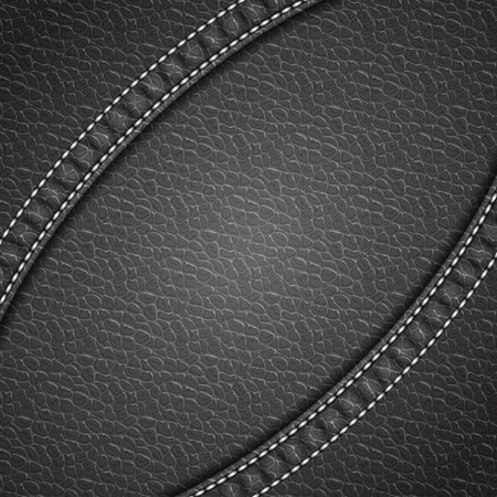 texture leather: Leather texture background. Realistic leather. Vector illustration