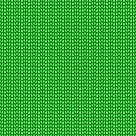 Seamless knitting pattern. Knitwear texture. Vector Illustration