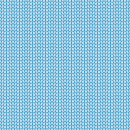 Seamless knitting pattern. Knitwear texture. Vector Illustration