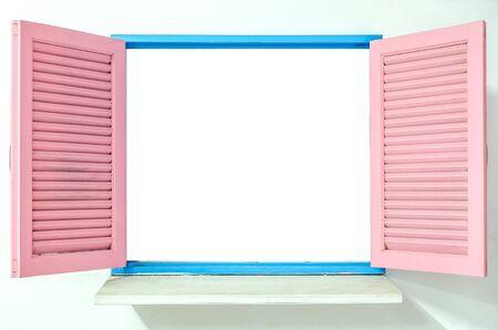 ventana abierta: Ventana abierta