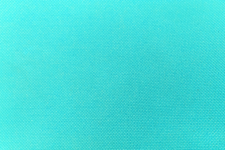 Texture of blue nylon fabric for background