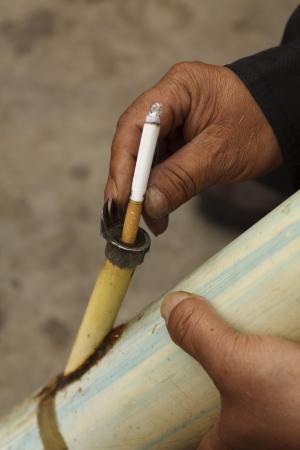 water pipe: Tuber�a de agua chino