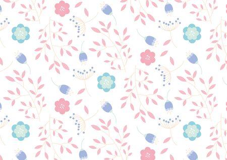 Flower Pattern 3 Illustration