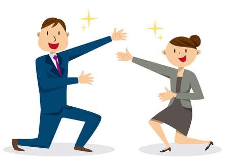 Business_Men and Women_Glitter
