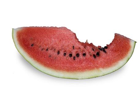 Watermelon dented