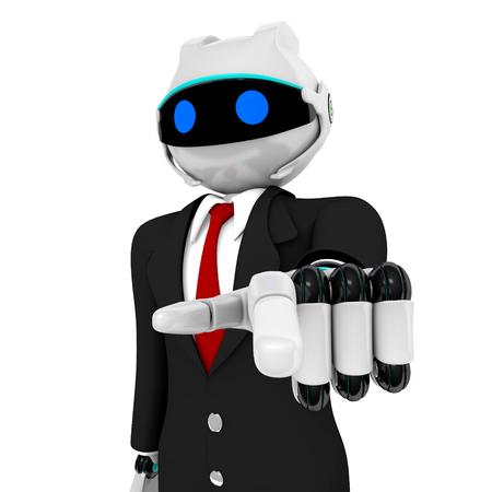 Business robot