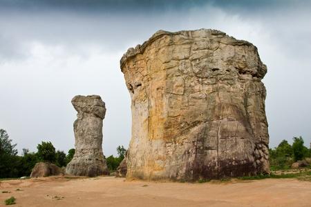 Stonehenge of Thailand photo