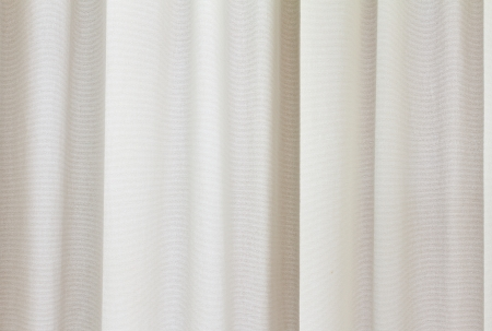 white curtain texture photo