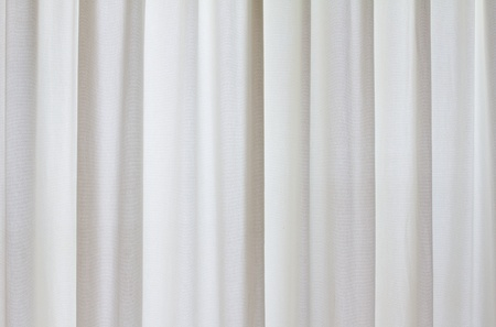 Tekstura białego Kurtyna