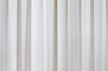 white curtain texture Stock Photo - 9503772