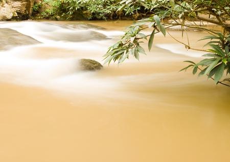 Mae Sa Waterfall  at CHIANGMAI province,THAILAND Stock Photo - 13391008