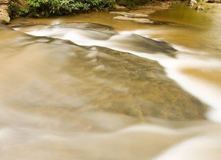 Mae Sa Waterfall  at CHIANGMAI province,THAILAND Stock Photo - 13391083