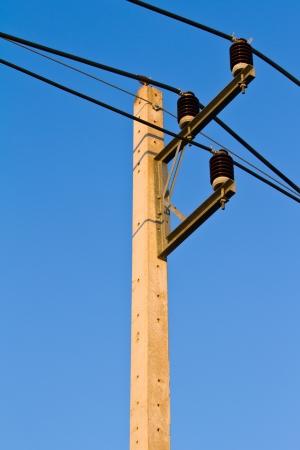Linii wysokiego napięcia