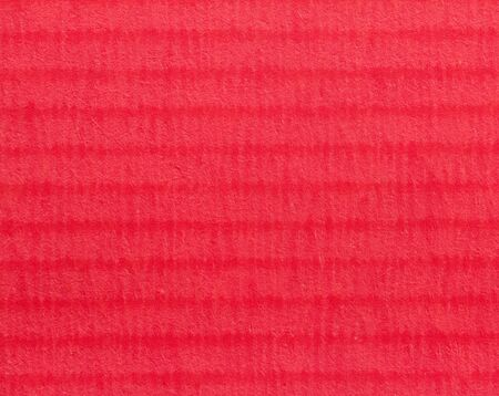 Abstract background   Red paper texture   Stock Photo