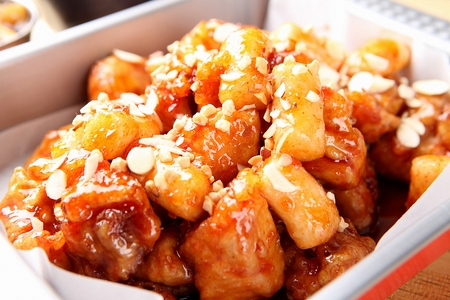 Sweet and Sour Chicken, dalgangjeong