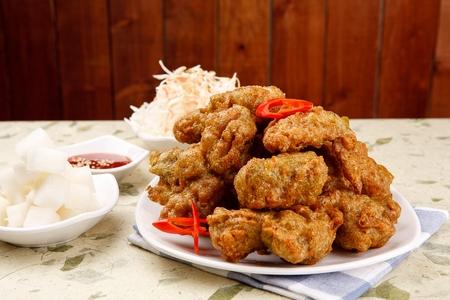pepper chicken