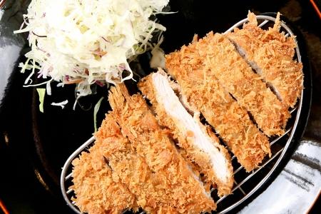 japanese cookery: ansim dongaseu