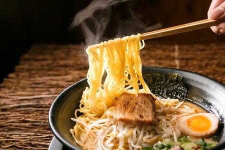 Donkocheu ramen Stock Photo