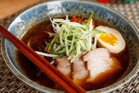 japanese cookery: Shoyu ramen