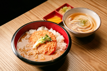 Katsu curry frost