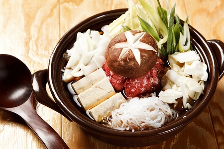 japanese cookery: Beef nave