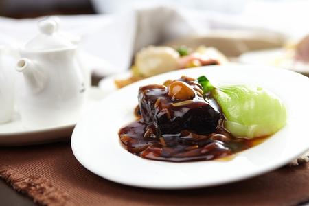Fried Pork Belly in Soy Sauce Zdjęcie Seryjne