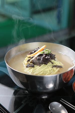 janchi guksu Stock Photo