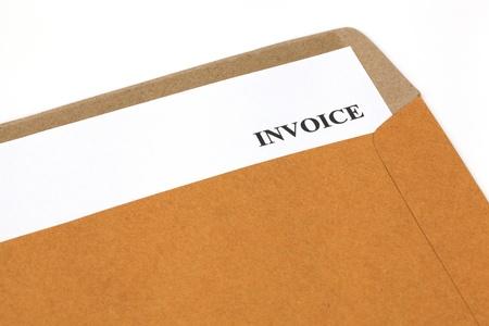estimates: invoice, estimates and statements in folder