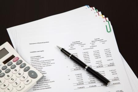 Accounting Stock Photo - 20129973