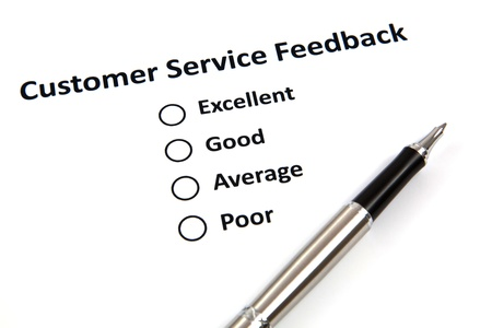 Customer Service Feedback Stock Photo - 20276625