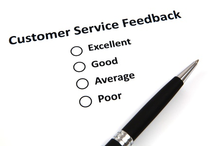 Customer Service Feedback photo