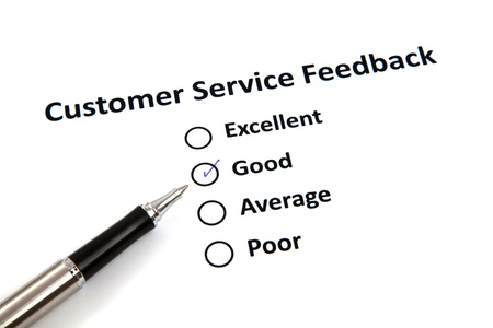 Customer Service Feedback Stock Photo - 20276729