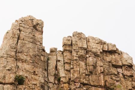 red rocks mountain photo