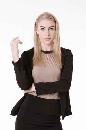 careerists: Successful business woman portrait Stock Photo