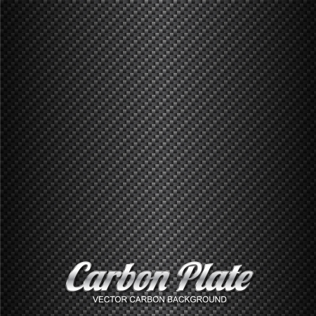 Carbon fiber  background Ilustrace