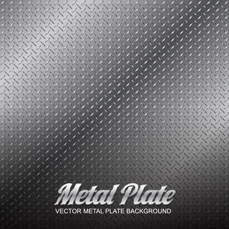 diamond shaped: Metal Texture Background