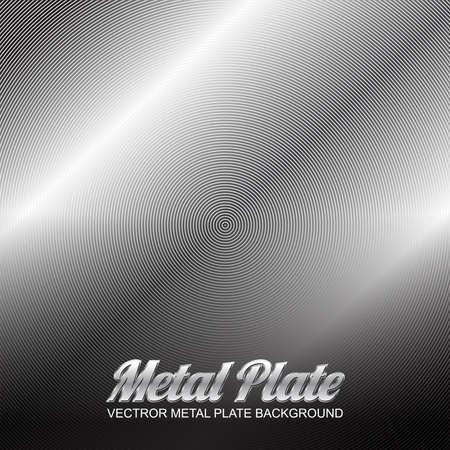 vector metal plate 3