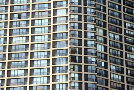 Residential Building Facade Editorial