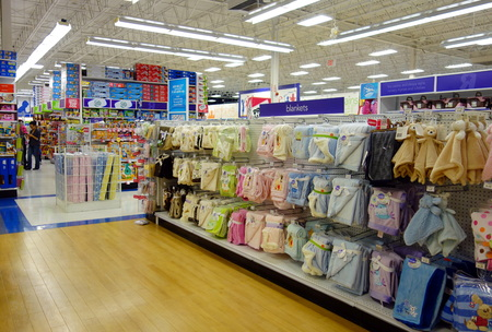 Toys  R  Us store on September 7, 2013 in Toronto  There are 875 Toys   Us in the United States and more than 625 stores in other 35 countries
