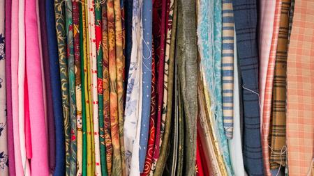 Hintergrund der Textilstruktur Standard-Bild - 80812807
