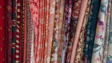 Hintergrund der Textilstruktur Standard-Bild - 80812806