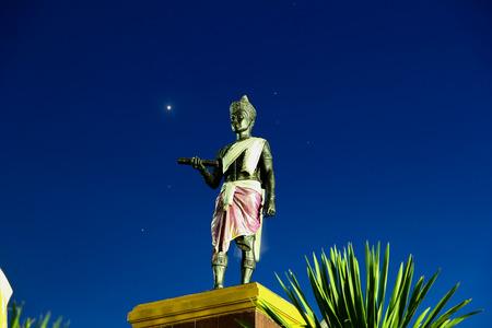 Pra Ya li tai Monument in Si Satchanalai Historical Park Sukhothai Thailand photo