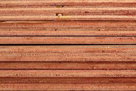 Stack of plywood Stock Photo - 16659392