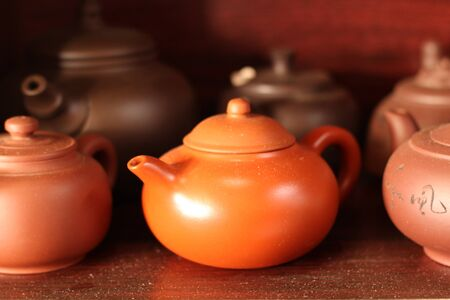 The teapots photo