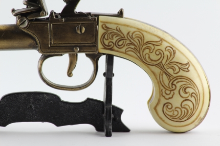 Antique gun
