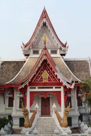 naga china: Thai temple, Doi Maesalong, Chiangrai, Thailand