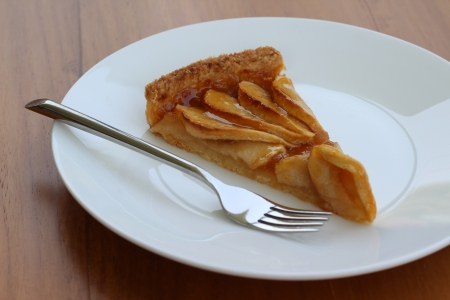 Apple pie photo