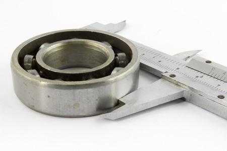 Ball bearing with caliper  photo